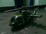 A UH-60 Black hawk army model. .jpg