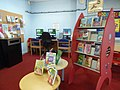 A corner of the children's library in Nuneaton library (41211488935).jpg