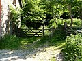A footpath which leads from Upcott to Knowle - geograph.org.uk - 1921443.jpg