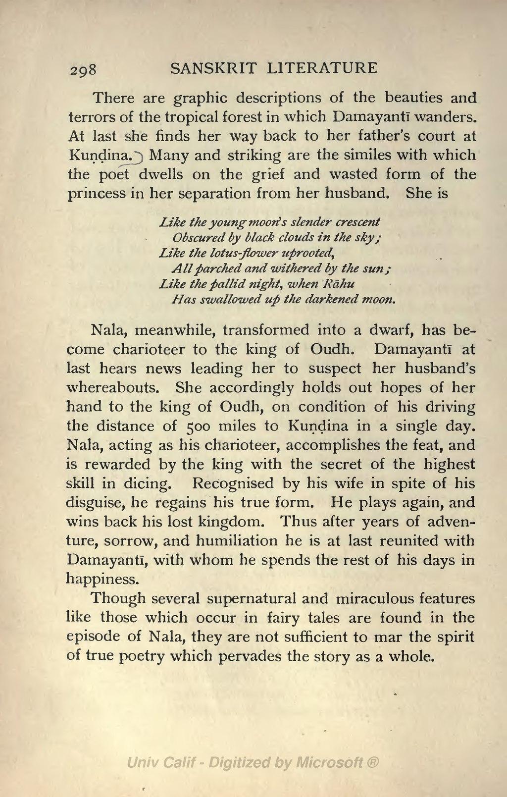 Pagea History Of Sanskrit Literature 1900 Macdonell Arthur
