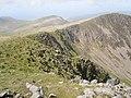A look back at Cyfrwy and Craig Las - geograph.org.uk - 1314855.jpg