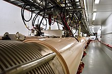 A section of Relativistic Heavy Ion Collider.jpg