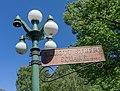 A street lamp at Elliot Street Square, Victoria, British Columbia, Canada 15.jpg