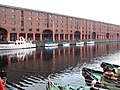 A view of the shops at The Albert Docks - geograph.org.uk - 1195487.jpg