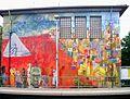 Aachen Graffiti am Haltepunkt Schanz-edit.jpg