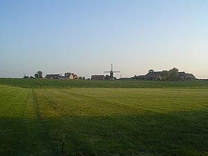 Aalbeke - Image: Aalbeke molen