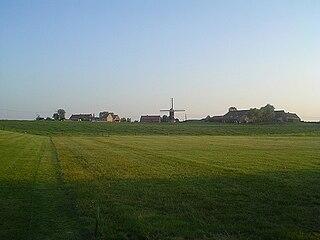 Aalbeke Place in West Flanders, Belgium
