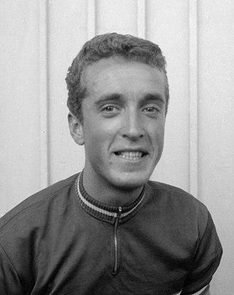 Albertus Geldermans - Ab Geldermans in 1957