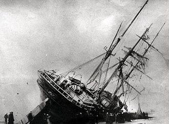 Blackpool shipwrecks - Abana