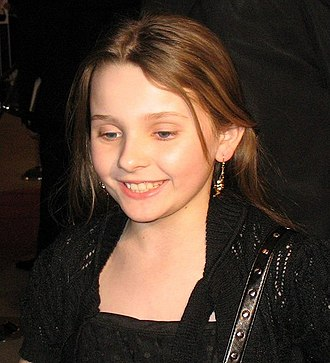 Abigail Breslin - Abigail Breslin in January 2007