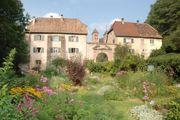 Abtei Murbach Klostergarten