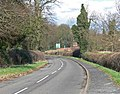 Acresford Road near Acresford - geograph.org.uk - 744887.jpg