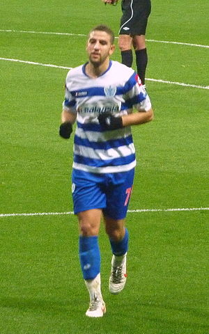 Adel Taarabt - Taarabt playing for Queens Park Rangers in 2011