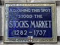 Adjoining this spot stood The Stocks Market 1282 - 1737.jpg
