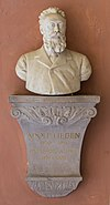 Adolf Lieben (Nr. 61) Bust in the Arkadenhof, University of Vienna-9344.jpg