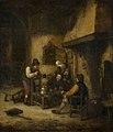 Adriaen van Ostade - Interior with Peasants by a Fire GL GM 78.jpg