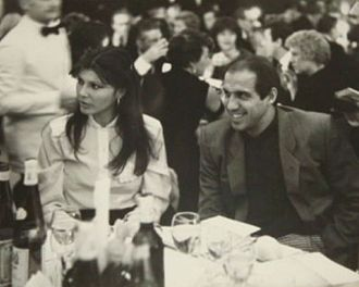 Sanremo Music Festival - Adriano Celentano and Claudia Mori won the Sanremo Music Festival in 1970.