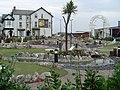 Adventure golf by Blackpool Pleasure Beach - geograph.org.uk - 1385432.jpg