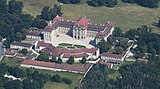 Aerial image of the Schloss Weißenstein.jpg