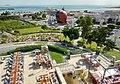 Aerial view of Katara cultural village.jpg