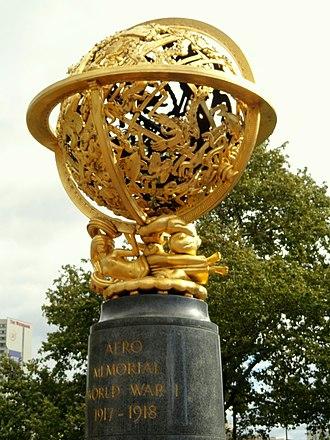 Celestial Sphere Woodrow Wilson Memorial - The Aero Memorial in Philadelphia