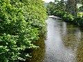 Afon Wnion at the bridge at Dolgellau. - geograph.org.uk - 1424377.jpg