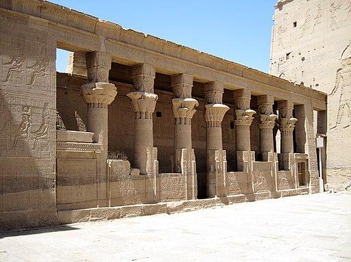 Agilkia Isis-Tempel 17