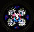 Agonac chapelle Notre-Dame vitrail (8).JPG