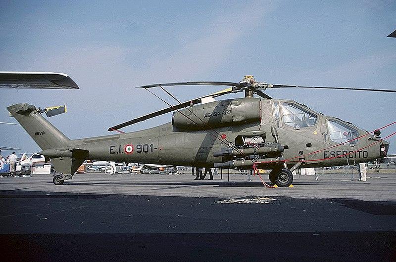 File:Agusta A-129A Mangusta, Italy - Army AN1838684.jpg