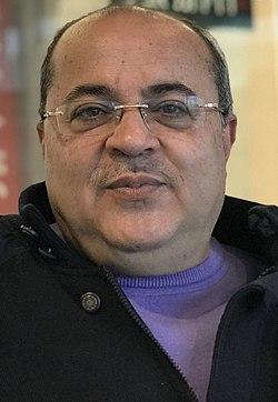 אחמד טיבי בינואר 2018