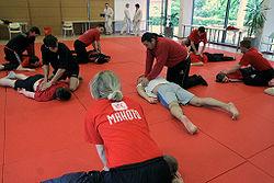 wikipedia massage