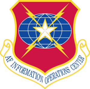 Emblem of the Air Force Information Operations...