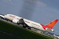 VT-ANT - B788 - Air India