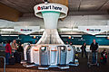 Air New Zealand self check-in centre, Wellington Airport.jpg