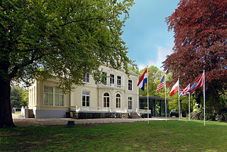 Airborne Museum Hartenstein museum in Oosterbeek, the Netherlands