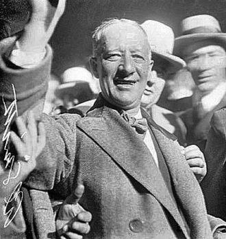 Henry S. Johnston - Johnston's support of Al Smith earned him enemies.