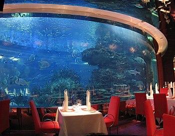 Burj Al Arab Aquarium