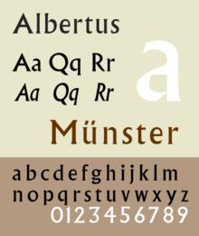 berthold font collection.rar