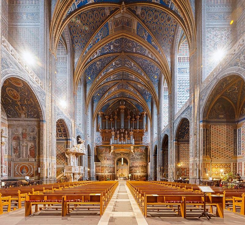 Bon samedi 800px-Albi_Cathedral_Nave_Wikimedia_Commons