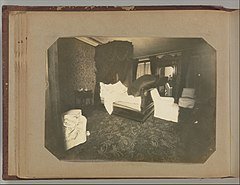 Album of Paris Crime Scenes - Attributed to Alphonse Bertillon. DP263668.jpg