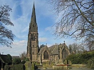 Alderley Edge - Image: Alderley E Philip 2
