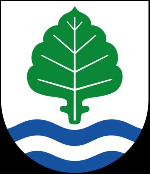 Ale Municipality - Image: Ale kommunvapen Riksarkivet Sverige