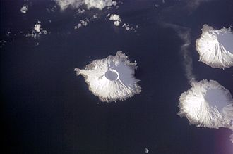 Herbert Island - Herbert Island from Space