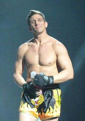 Alex Reid (fighter) - Reid in May 2012.