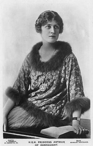 Princess Alexandra, 2nd Duchess of Fife - Image: Alexandra Fife