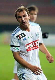 Alexandre Pasche Swiss professional footballer