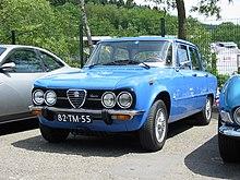 Alfa Romeo Giulia Wikipedia - 1967 alfa romeo spider for sale