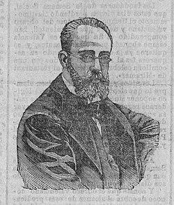 Alfredo Calderón y Arana, en El Pueblo.jpg