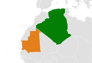 Algeria–Mauritania relations Diplomatic relations between the Peoples Democratic Republic of Algeria and the Islamic Republic of Mauritania
