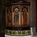 All Saints' Church, pulpit - geograph.org.uk - 891605.jpg